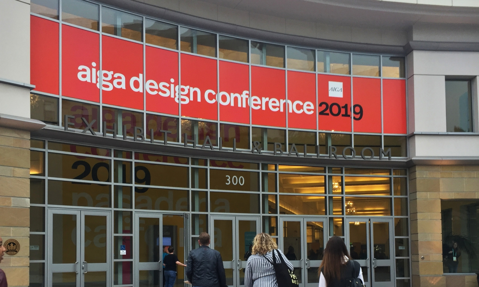 2019 AIGA conference through the eyes of attendees and
