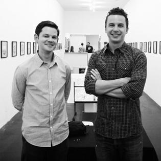 Dan Kuhlken and Nathan Goldman